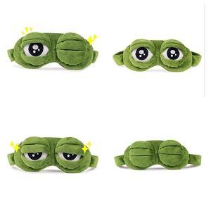Brand new cute frog eye mask